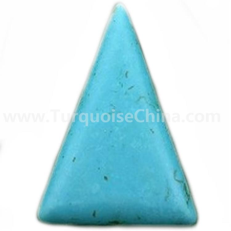 Cananea Turquoise Cabochon Hand-Cut Turquoise Cabochon Jewelry