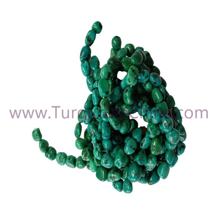 Natural Turquoise Baroque Beads Gemstone Wholesale Strings