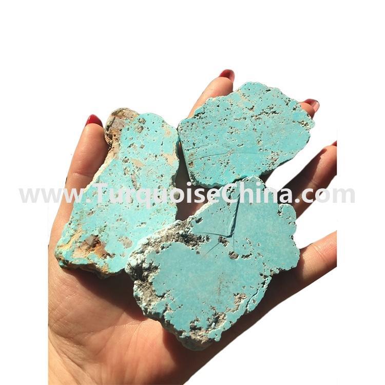 Bulk Wholesale Blue Turquoise Raw Rough Gemstone