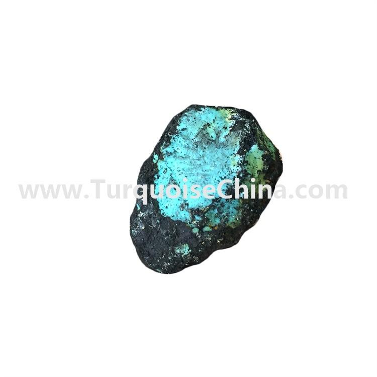 Original turquoise sky blue size 2cm to 8cm around turquoise