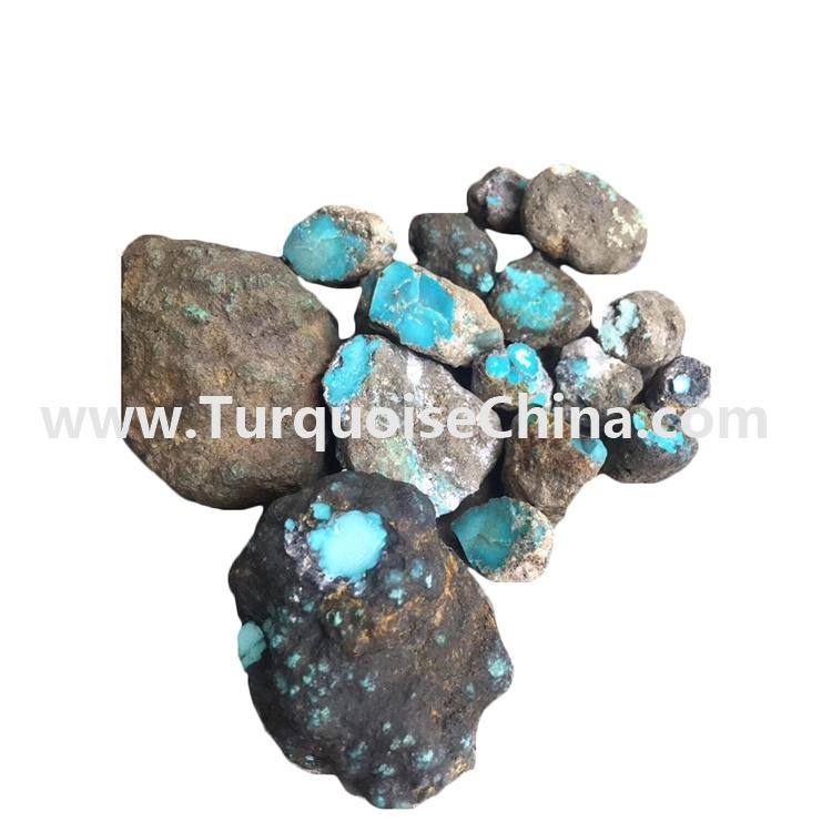 Turquoise Stone Turquoise Rough material raw wholesale