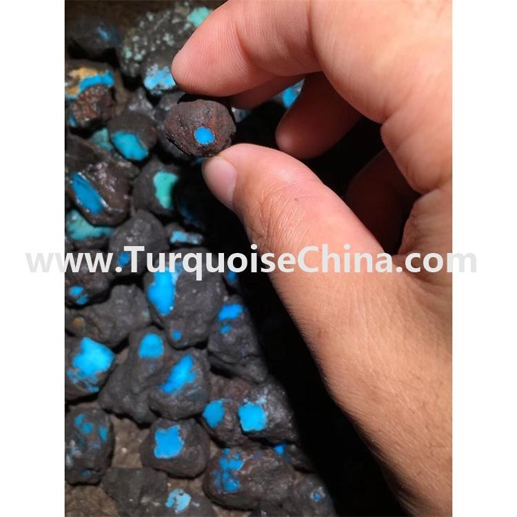 Tibetan Turquoise Natural rough material Gemstone jewellery