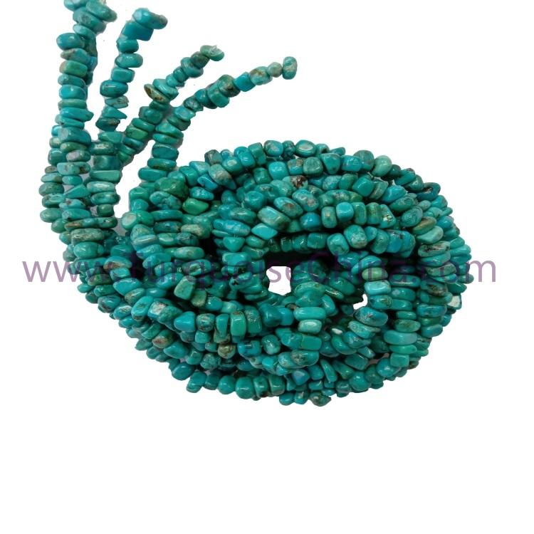 Natural Baroque Turquoise Beads Gemstone Wholesale Strings