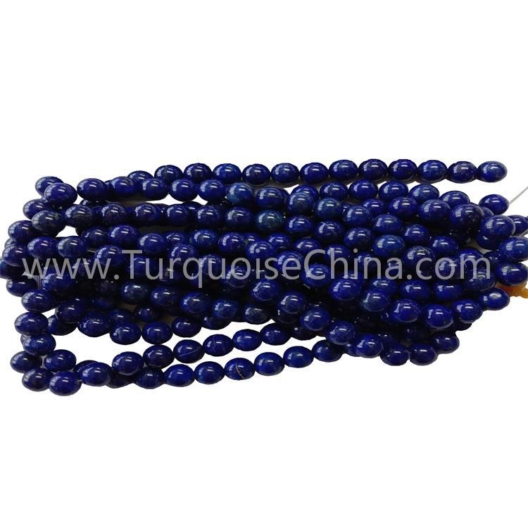 Blue Gemstone Natural Lapis Round Beads Gemstone Wholesale