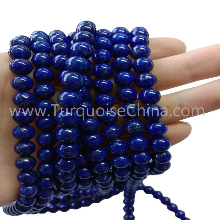 Hot-sale Lapis Round Beads Gemstone Wholesale