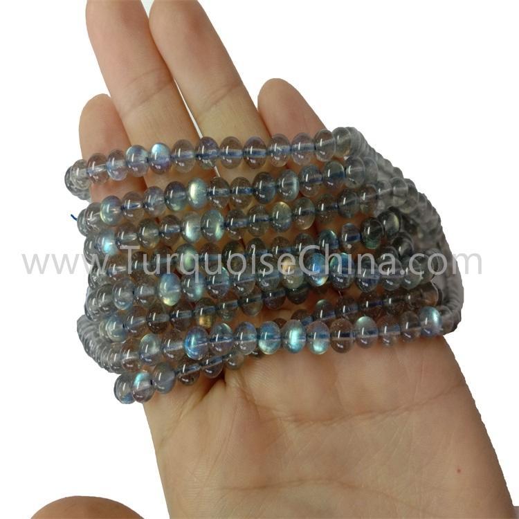Genuine Labradorite Round Beads Wholesale For Making Jewelry