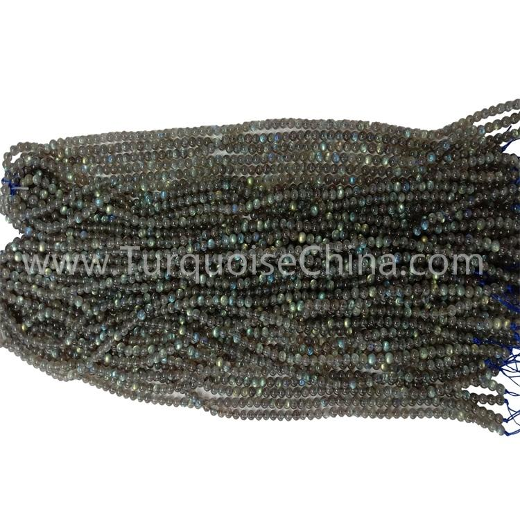 Popular Gemstone Round Beads Natural Labradorite Wholesale