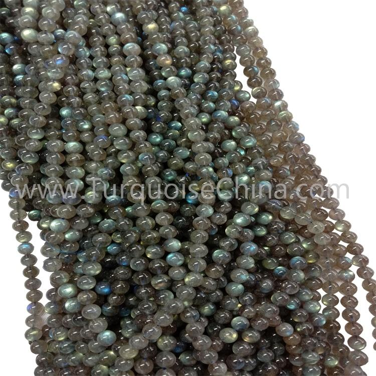 New Labradorite Round Beads For Making Necklace Bracelet Jewelry