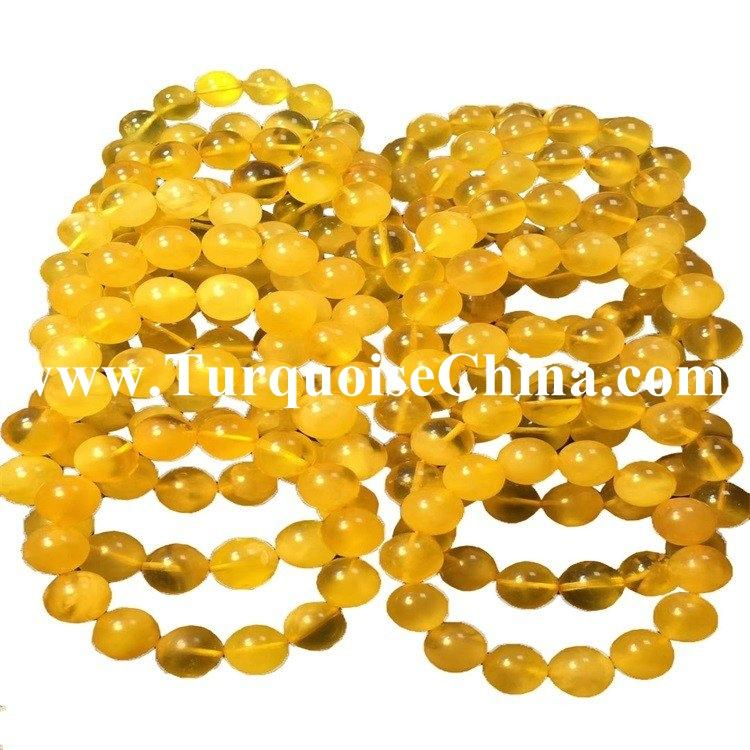 14mm Natural Baltic Amber Round Beads Necklace High Class Beads Quality