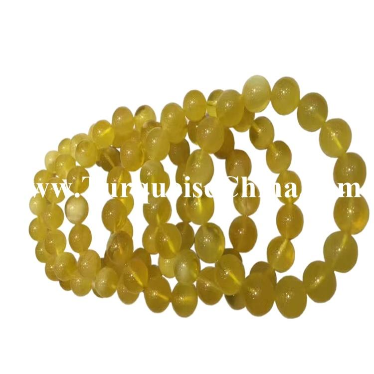13mm Natural Baltic Amber Round Beads Strand