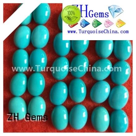 ZH Gems wholesale cabochon gemstones professional supplier for bracelet