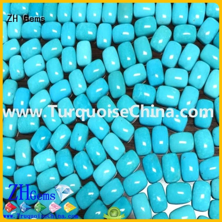 best natural sleeping beauty turquoise supplier for earings