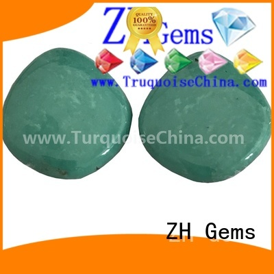 ZH Gems excellent pear gemstone supplier for necklace