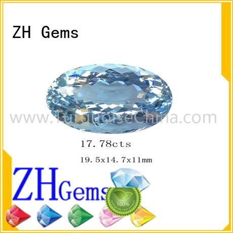 ZH Gems great gemstone cabochons wholesale professional supplier for necklace