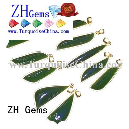 ZH Gems gemstone pendants wholesale reliable supplier for jewelry industry
