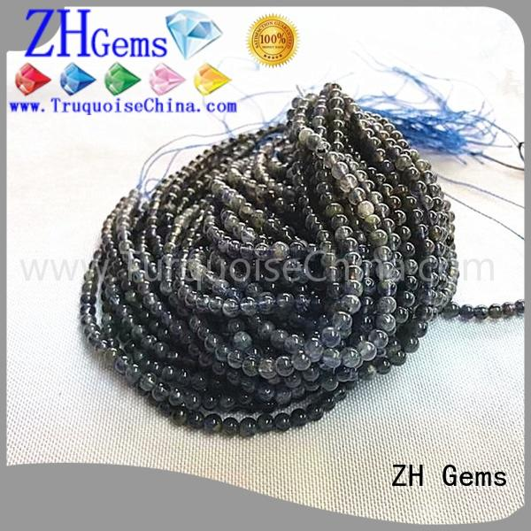ZH Gems top rated best wholesale gemstone beads supplier for jewelry