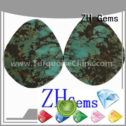 ZH Gems cabochon gemstones business for jewelry making