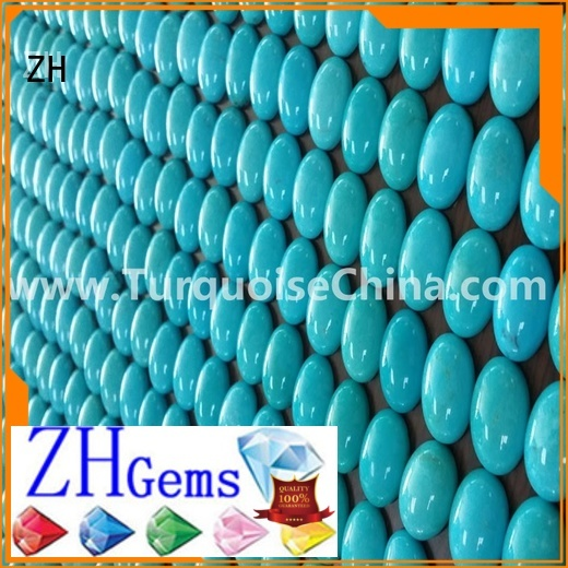 good quality sleeping beauty turquoise stone professional supplier for jewelry making