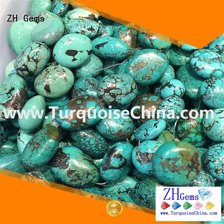 ZH Gems top quality gemstone bead suppliers business for bracelet