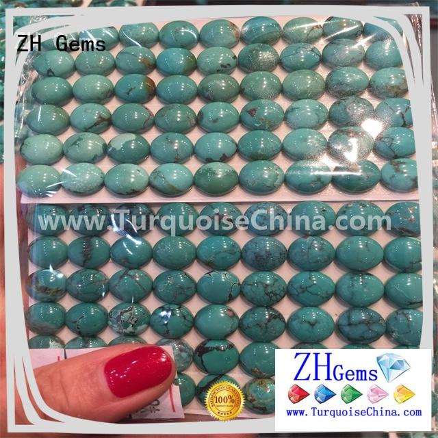 ZH Gems natural stone cabochons reliable supplier for jewelry making