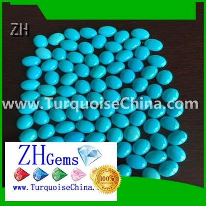 ZH sleeping beauty turquoise reliable supplier for jewellery making