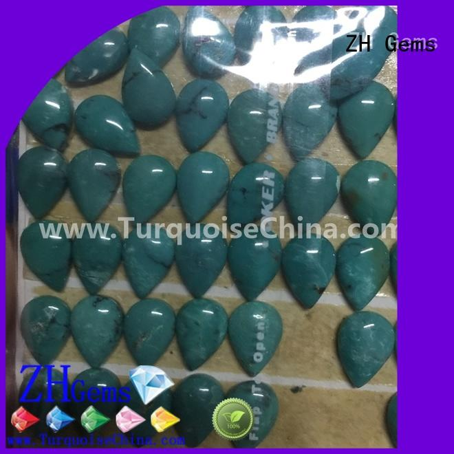 ZH Gems best natural stone cabochons professional supplier for jewellery making