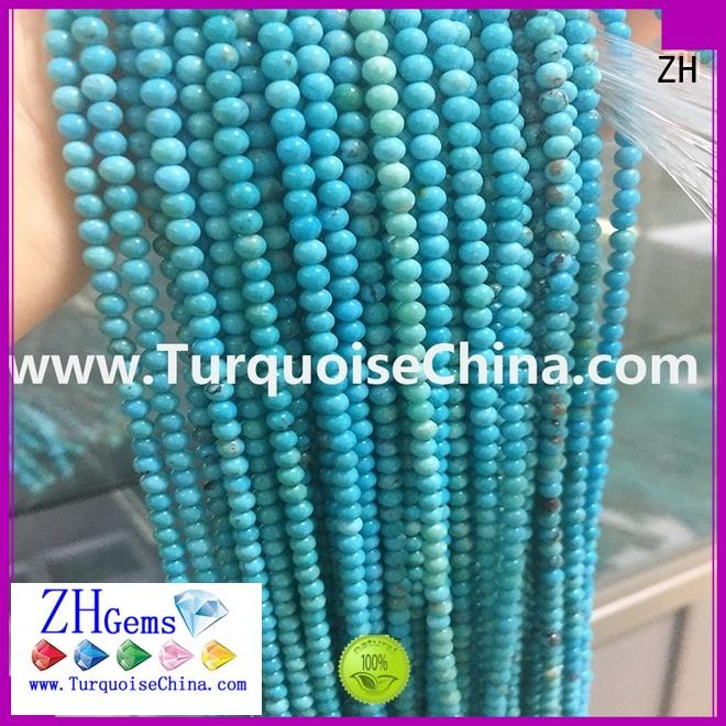 ZH natural beads wholesale reliable supplier for necklace