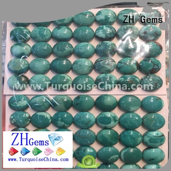 ZH Gems oval cabochon business for jewelry