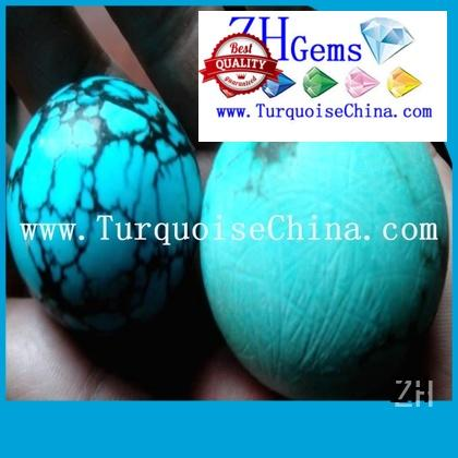 ZH best authentic turquoise beads professional supplier for ring