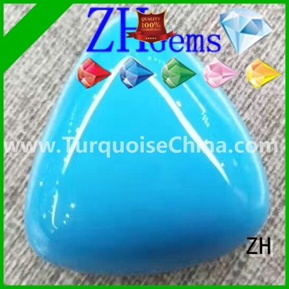 ZH genuine sleeping beauty turquoise business for jewellery making