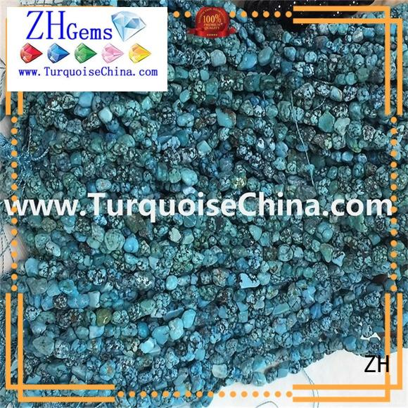 ZH great gemstone chips professional supplier for ring