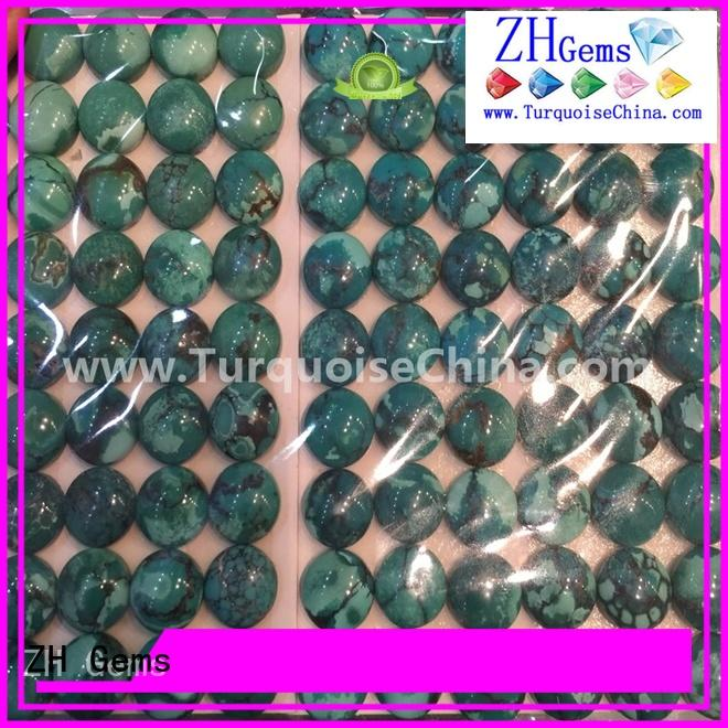 top quality loose turquoise stones wholesale supplier for jewellery making