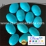 ZH genuine sleeping beauty turquoise supply for earings