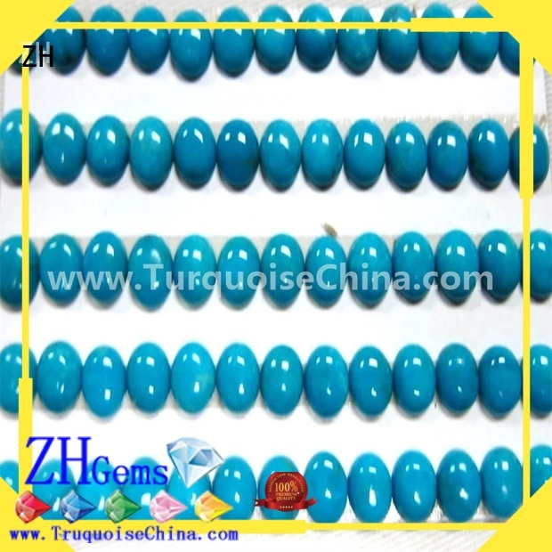great loose turquoise cabochon professional supplier for jewelry