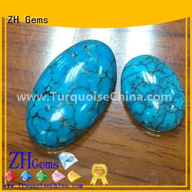 great turquoise stones in bulk supply for jewelry