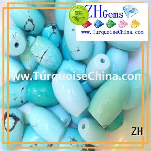 ZH best quality turquoise supply for ring