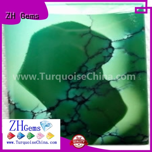ZH Gems excellent rectangle cabochon business for jewellery making