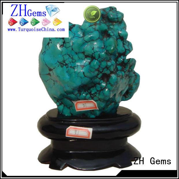 ZH Gems decorative gemstone supplier for decoration