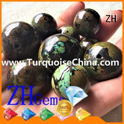 good quality natural turquoise gemstone supplier for jewellery making