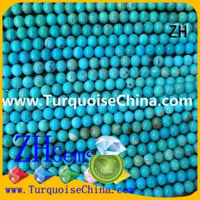 ZH beautiful round beads reliable supplier for ring