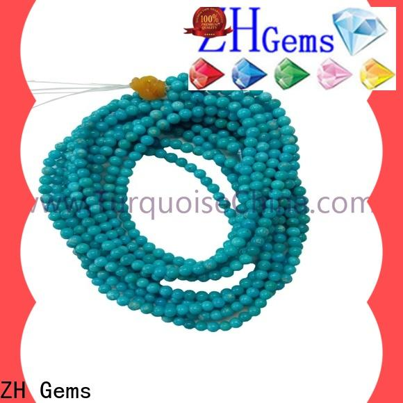 real turquoise beads uk supply for ring