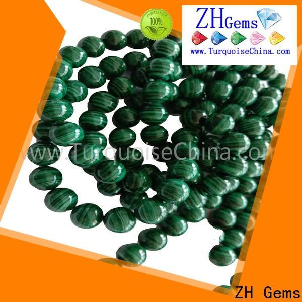 ZH Gems wholesale gemstones canada supplier for bracelet