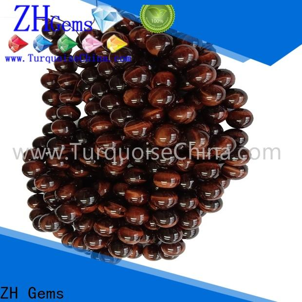 ZH Gems top quality wholesale' 'gemstone supply for earings