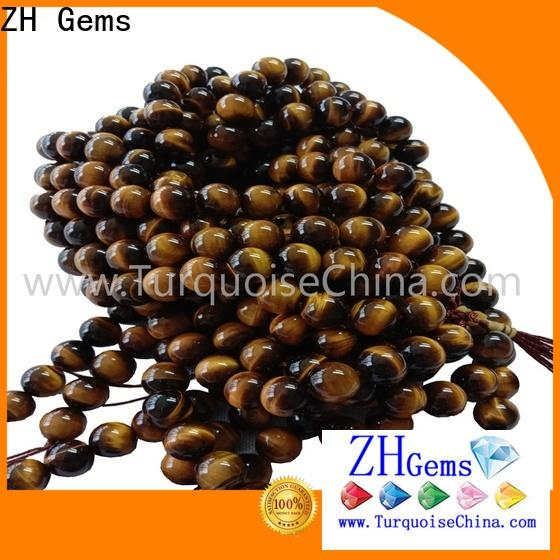 ZH Gems beautiful cheapest gemstone beads professional supplier for jewelry
