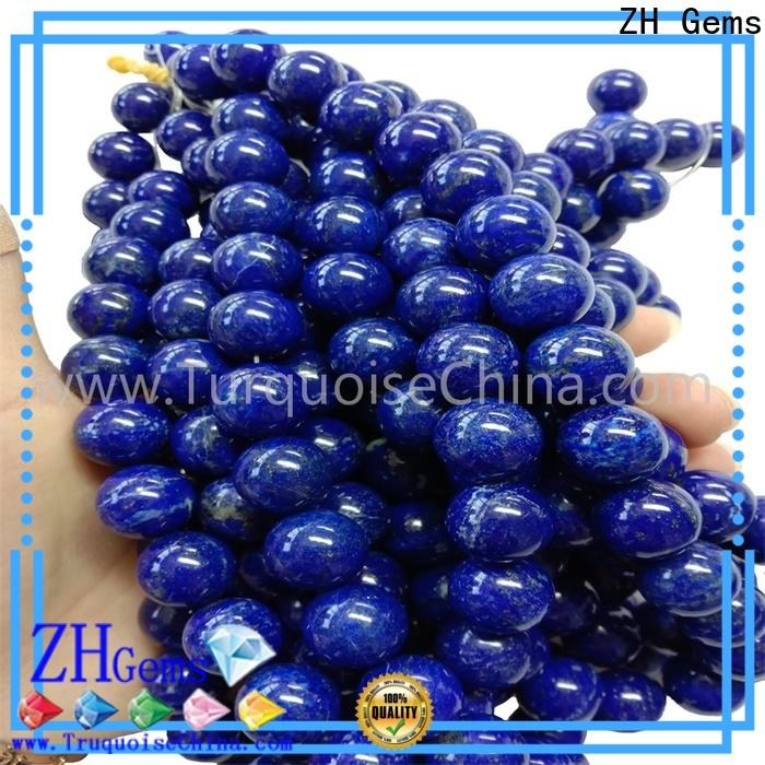 ZH Gems excellent gemstone bead strands wholesale supplier for necklace