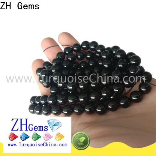 ZH Gems gemstone beads in bulk professional supplier for necklace