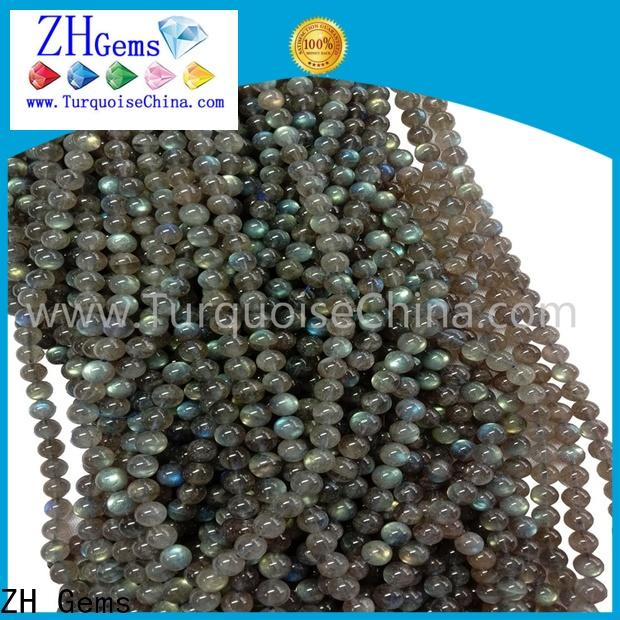 ZH Gems excellent how to tell if gemstone beads are real supplier for necklace