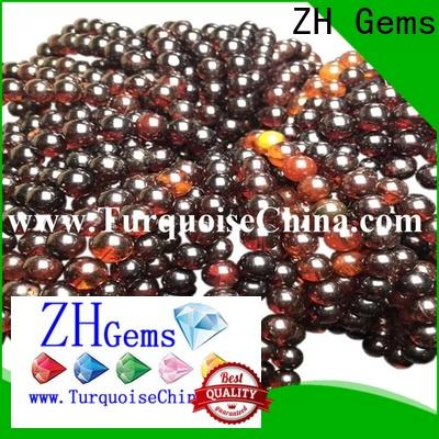 ZH Gems top rated gemstone beads lot reliable supplier for bracelet