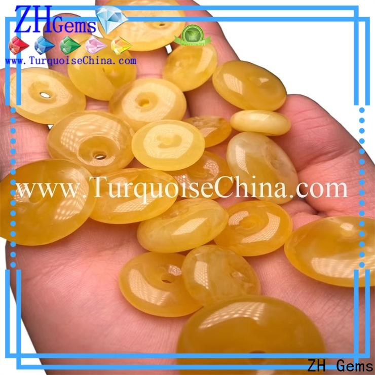 ZH Gems great inexpensive gemstone jewelry supplier for jewellery making
