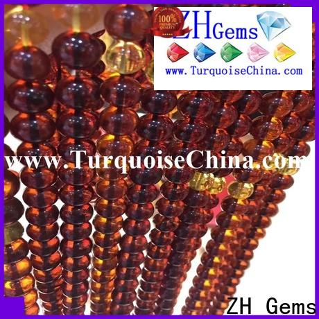ZH Gems top rated gemstone website professional supplier for jewellery making